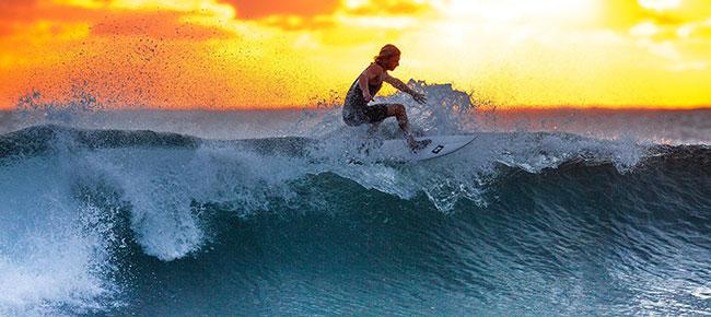 Surfea la crisis