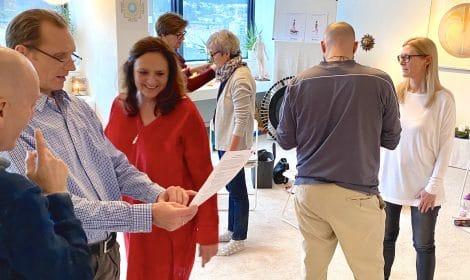 PSYCH-K® Workshop Schweiz von Mica Gellert